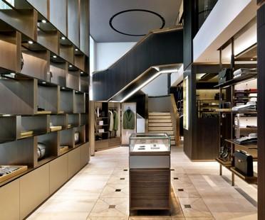 Park Associati Brioni Store in Frankfurt