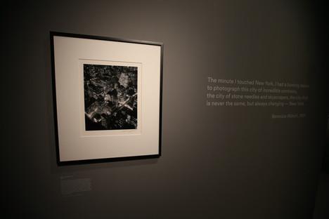 Constructing Worlds Berenice Abbott - Barbican Art Gallery