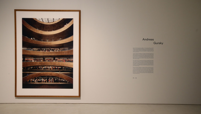´Constructing Worlds – Photography and Architecture in the Modern Age exhibition