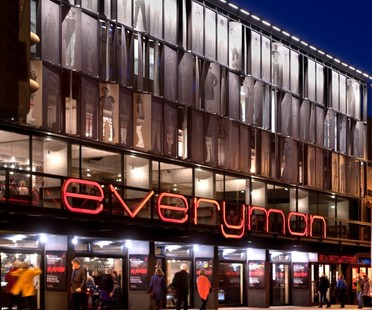 Haworth Tompkins' Everyman Theatre wins the 2014 RIBA Stirling Prize