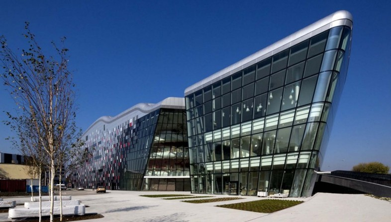 Ingarden & Ewy Architekci + ARUP inaugurates the ICE Kraków Congress Centre