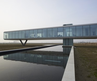 International Dedalo Minosse Prize for Commissioning a Building 2014