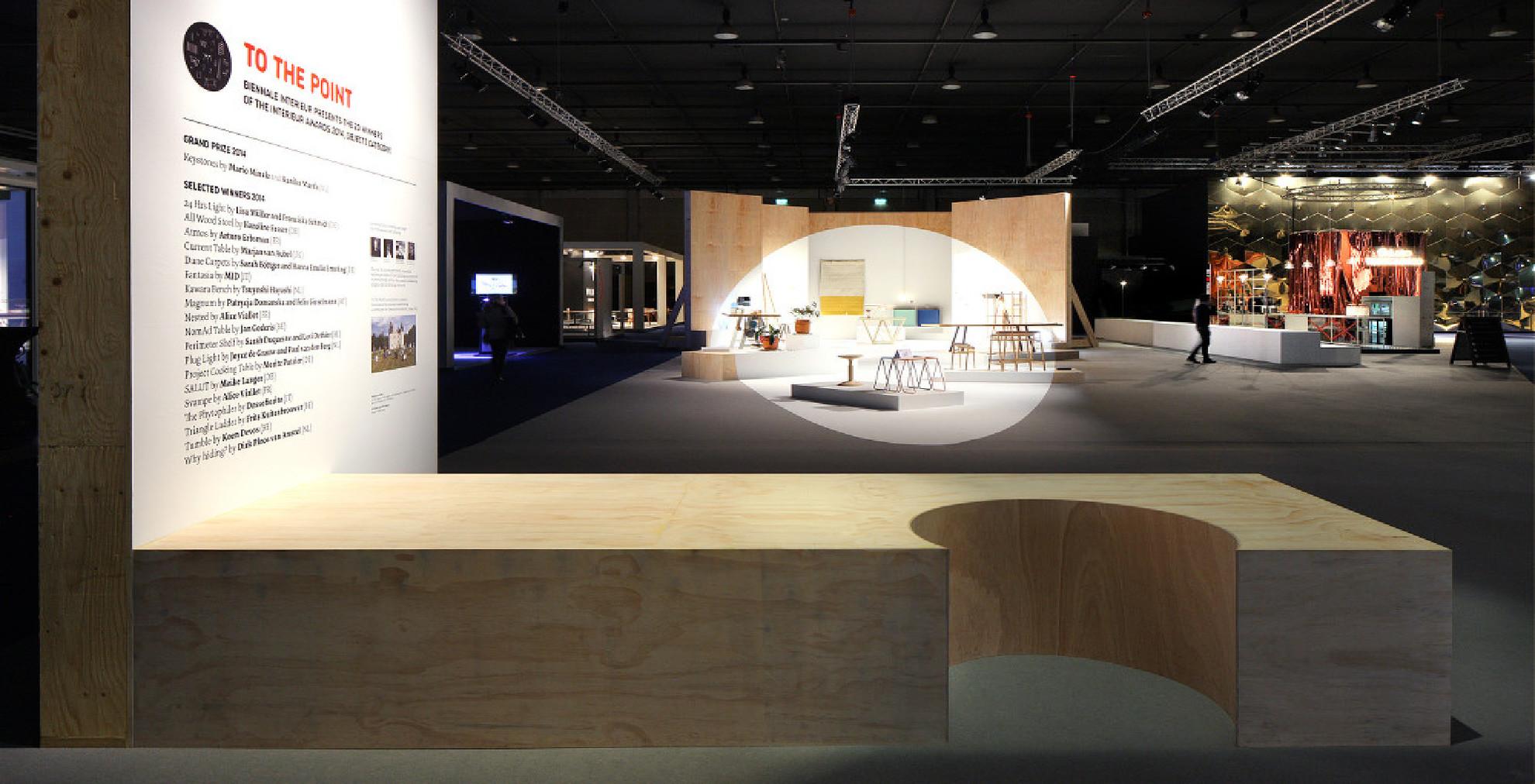 Biennale Interieur 2014 triumphs in Kortrijk   Floornature