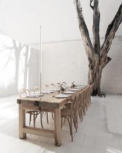 """""""Hueso"""", the concept restaurant by Cadena Asociados of Mexico"""