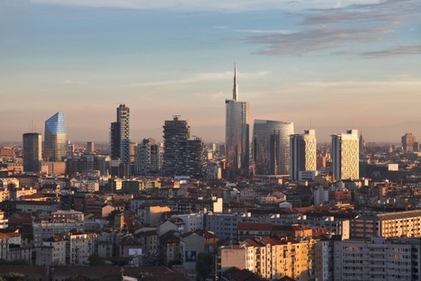 Cloudscraper: A century of skyscrapers in Milan exhibition
