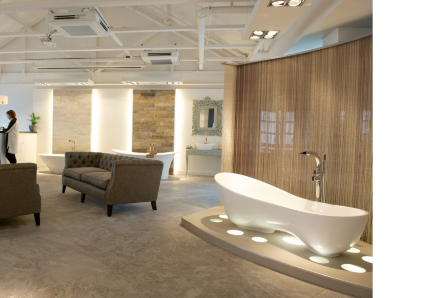 New Showroom at the Design Centre in Chelsea Harbour London