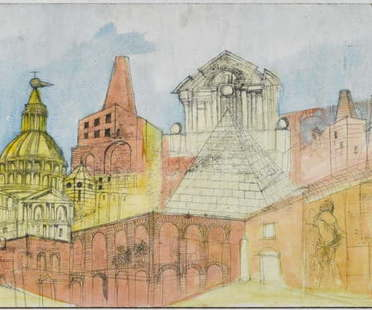 Aldo Rossi: Poetic Autobiography exhibition