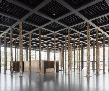 Mostra David Chipperfield. Sticks and Stones.
