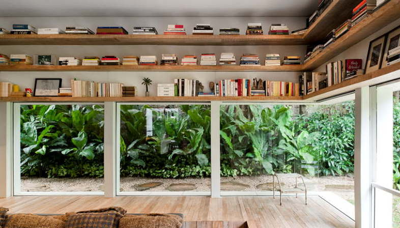 A to Z. The World of Isay Weinfeld exhibition