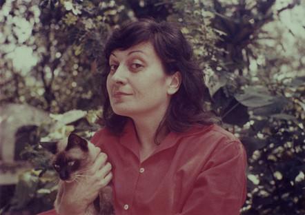 Lina Bo Bardi, 1960 © Arquivo ILBPMB