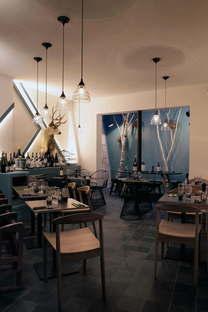 C comme C, Jeanne B restaurant in Montmartre, Paris