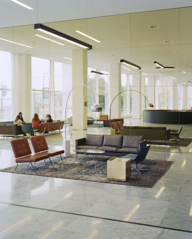 Powerhouse Company WW Office Building Rotterdam