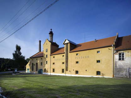 Industrial topography Architecture of Conversions 2005-2015 Prague
