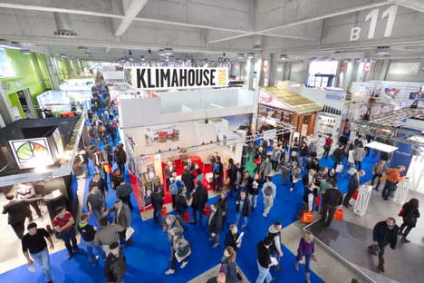 Cucinella, Tonelli and Feist, Intelligent Construction at Klimahouse 2015