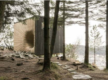 Tuba Cube: Norwegian students and mountain shelters