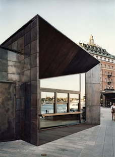 Strömkajen: tourism and practicality according to Marge Arkitekter of Sweden