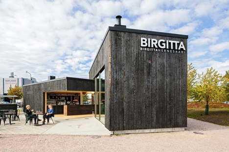 Birgitta Café by Talli Architecture&Design