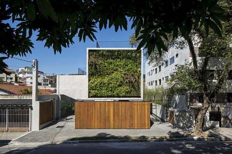Tacoa Arquitetos Vila Aphins San Paolo Brazil
