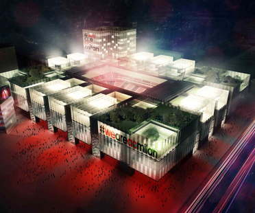 ARUP designs the new AC Milan stadium