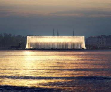 Guggenheim Helsinki Design Competition 6 finalists