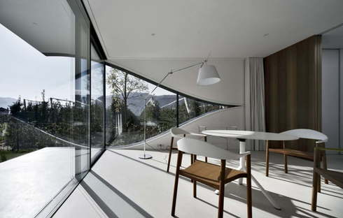 Mirror Houses by PPArchitecture: luxury in Bolzano