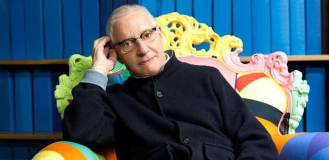 Alessandro Mendini wins the European Prize for Architecture