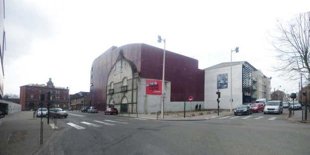 Initial Building