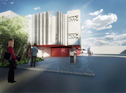 The Angolan Pavilion at Expo Milano 2015