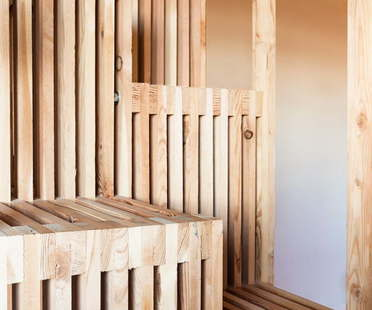 Paolo Carlesso's CM home: sustainable architecture