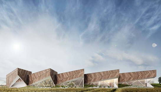 The winning YAP project at Maxxi and Milano 2015