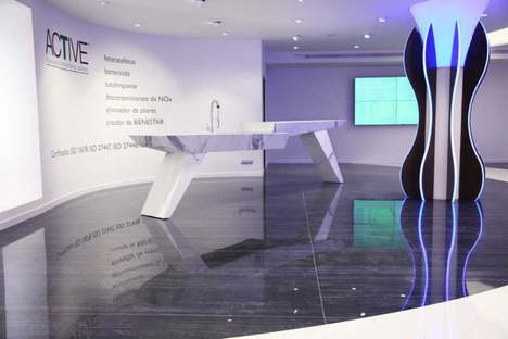 Inauguration of the Matimex M.A.E. Showroom in Spain