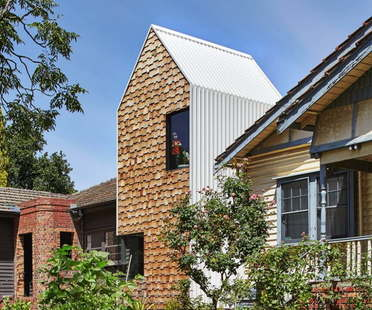 Andrew Maynard Architects' Tower House: the house as village in Australia