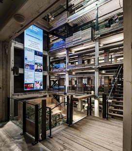 Lowe Campbell Ewald headquarters: creative spaces for a creative company