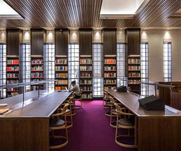 Wilkinson Eyre Architects opens Weston Library at Oxford University