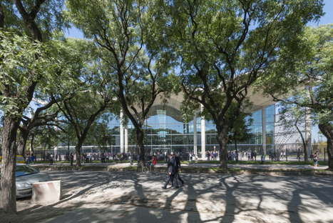 Foster inaugurates Ciudad Casa de Gobierno Buenos Aires