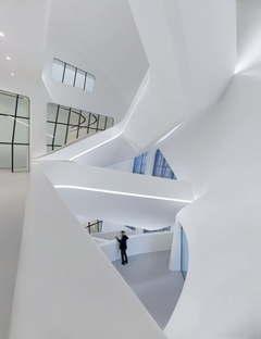 Zaha Hadid Architects Dongdaemun Design Plaza, Seoul, Korea