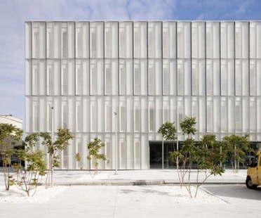 BVAU Bartolo Villemard Architecture Urbanisme CFE Headquarters Rubelles France