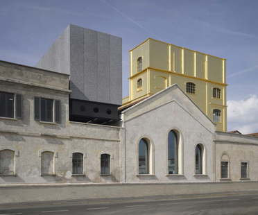 Inauguration of OMA's new Fondazione Prada headquarters in Milan