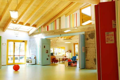 Piccole Tracce Nursery by Paolo Carlesso
