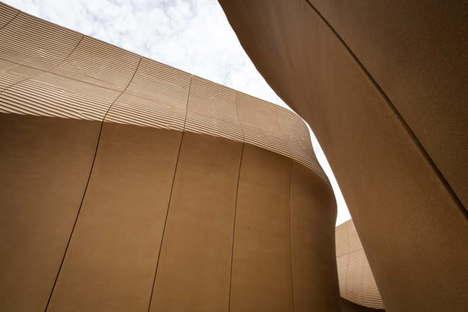 Foster + Partners United Arab Emirates UAE Pavilion Expo Milano 2015