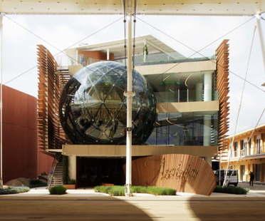 Simmetrico Azerbaijan Pavilion Expo Milano 2015