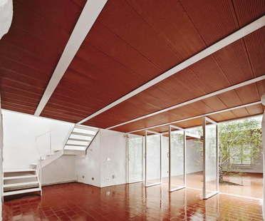 Emerging architecture 2015 Casa Luz studio ARQUITECTURA-G