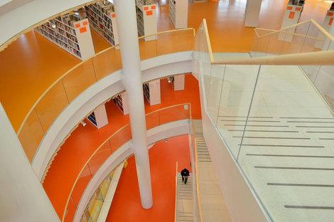 Campuses and school buildings - best of the week