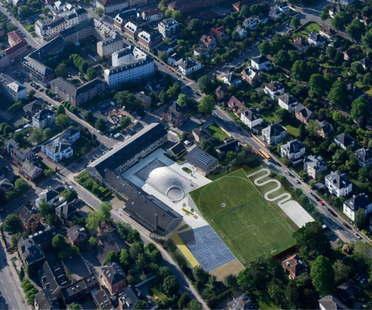 BIG Sports and arts extension Gammel Hellerup Gymnasium