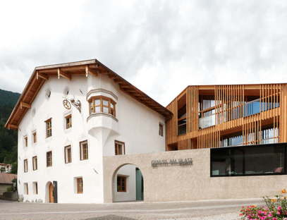 Architecture Days Alto Adige New Life for Ancient Walls