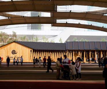Herzog & de Meuron Slow Food Pavilion Expo Milano 2015