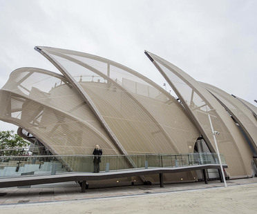 Mexican projects and Expo Milano 2015 pavilion – the best of the week