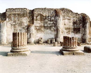 Claudio Sabatino, Pompei