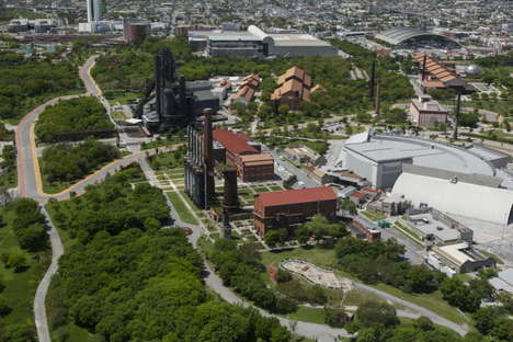 Parque Fundidora - Enrique Abaroa C.