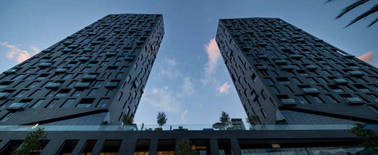 Magma Towers - Gilberto L. Rodríguez
